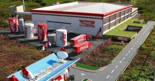Екскурсія на завод Кока-Кола (смт.Велика Димерка)