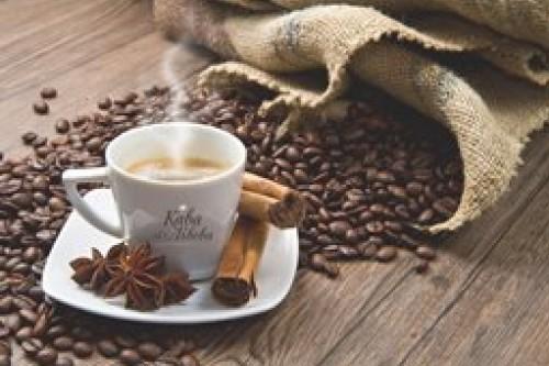 Місто з ароматом кави...